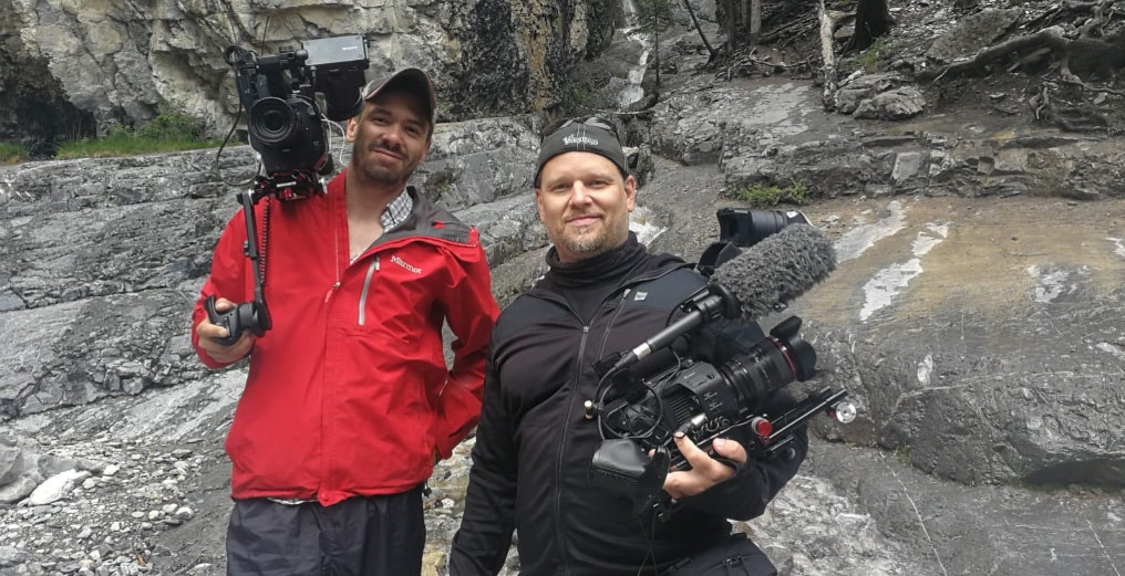 The Ice River Films Team